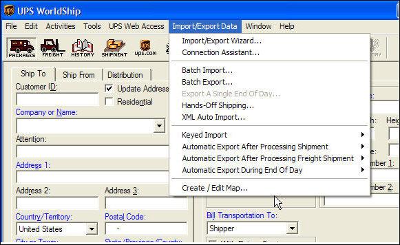 UPS WorldShip Setup Full Documentation