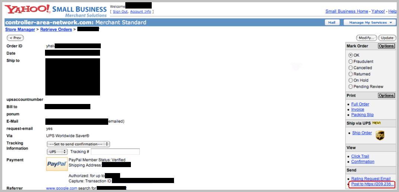 Importing Custom Order Fields from Yahoo! Order Link [Legacy KB]