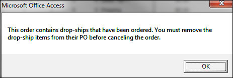 how to cancel microsoft order