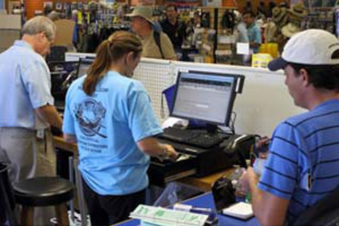 Pilot Mall uses POS system at Sun 'n Fun Airshow